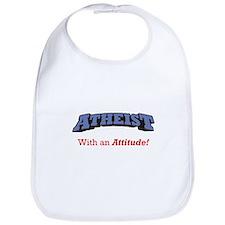 Atheist / Attitude Bib