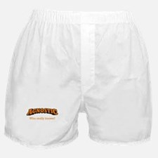 Agnostic / Who Boxer Shorts