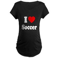 I Heart Soccer: T-Shirt
