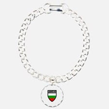 Bulgaria Flag Patch Bracelet