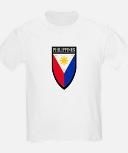 Philippines Patch T-Shirt
