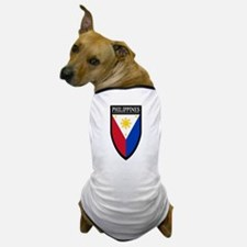 Philippines Patch Dog T-Shirt