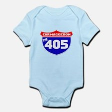 Carmaggedon Infant Bodysuit