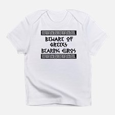 Greeks Bearing Euros Infant T-Shirt