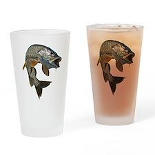 musky 4 Drinking Glass