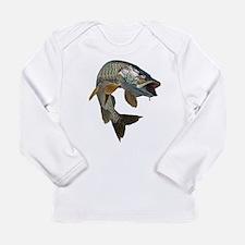musky 4 Long Sleeve Infant T-Shirt