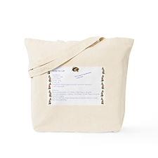 Recipe For Life - Tote Bag