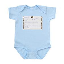 Recipe For Life - Infant Bodysuit