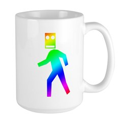 DUBSTEP Blockhead Mug