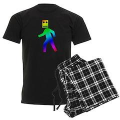 DUBSTEP Blockhead Pajamas