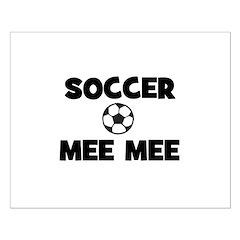 Soccer MeeMee Posters