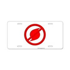 No more Hurricanes Aluminum License Plate