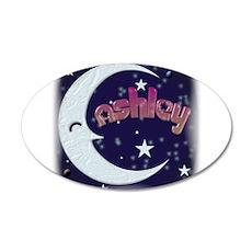 Celestial Ashley 22x14 Oval Wall Peel