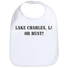 Lake Charles or Bust! Bib