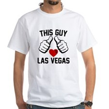 This Guy Loves Las Vegas Shirt