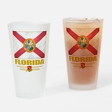 Florida Pride Drinking Glass