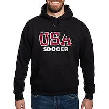 USA Soccer Team Hoody