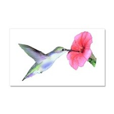 Humming Bird Car Magnet 20 x 12