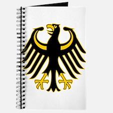 Retro German Eagle Journal