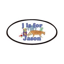 J is for Jason Patches