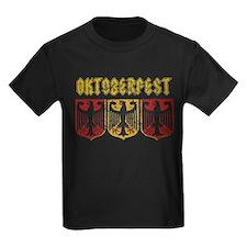 Oktoberfest German Crests T