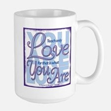 ACIM-You Are Love Mug