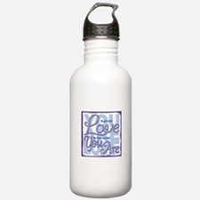 ACIM-You Are Love Water Bottle