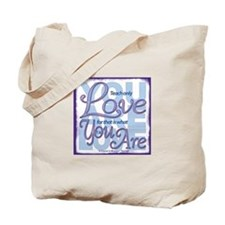 ACIM-You Are Love Tote Bag