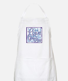 ACIM-You Are Love Apron