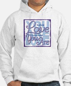 ACIM-You Are Love Hoodie