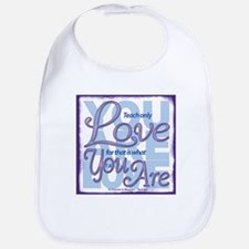 ACIM-You Are Love Bib