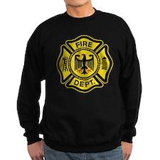 German Firemen Sweatshirt