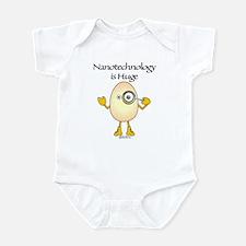 Nanotechnology Huge Infant Bodysuit