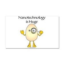 Nanotechnology Huge Car Magnet 20 x 12