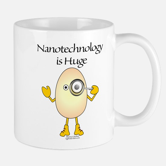 Nanotechnology Huge Mug