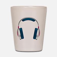 headphone Shot Glass