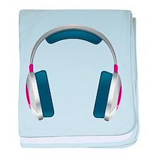 headphone baby blanket
