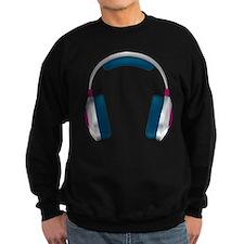 headphone Sweatshirt