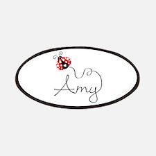 Ladybug Amy Patches