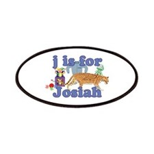 J is for Josiah Patches