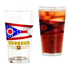 Ohio Pride Drinking Glass