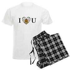 I Love You (Bee) Pajamas