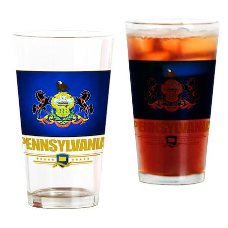 Pennsylvania Pride Drinking Glass