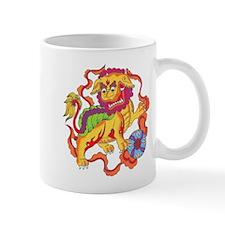 Foo Dog Tattoo Mug