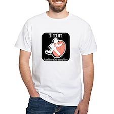 I Run Cancer Awareness Shirt