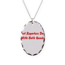 Court Reporters Do It With Bo Necklace