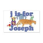 J is for Joseph 22x14 Wall Peel