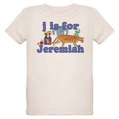 J is for Jeremiah T-Shirt