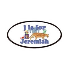J is for Jeremiah Patches