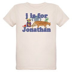 J is for Jonathan T-Shirt